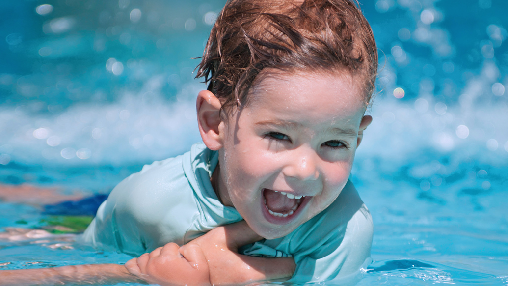 Swimming lessons for the Pittsburgh / Laurelville area
