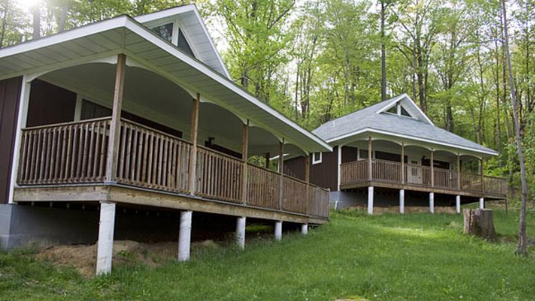 Laurelville Cabins