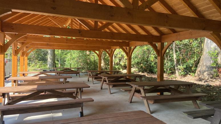 Laurelville Picnic Pavillon