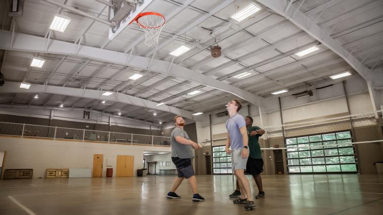 Laurelville Shenandoah Gymnasium