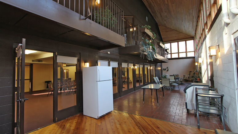 Laurelville Solarhouse